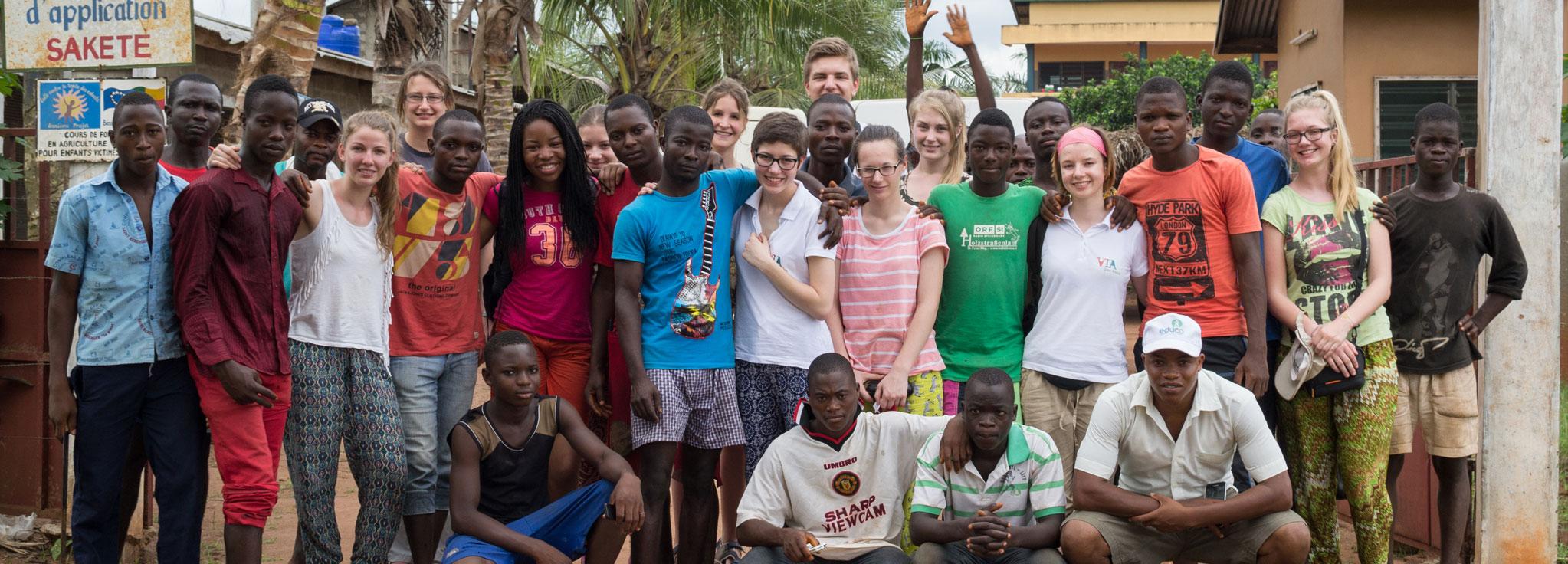 Voyage d'immersion au Bénin